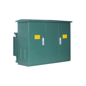 YB6-12系列组合美式预装式变电站